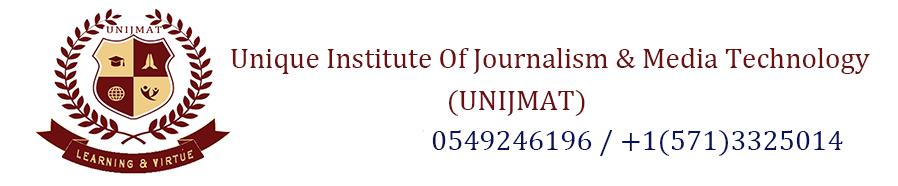 Unique Institute Of Journalism & Media Technology